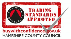 Hampshire City Council Trading Standards Approved