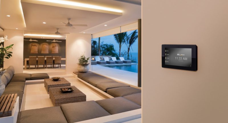 Smart Home Audio and Visual