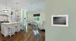 Smart Home Environment Control